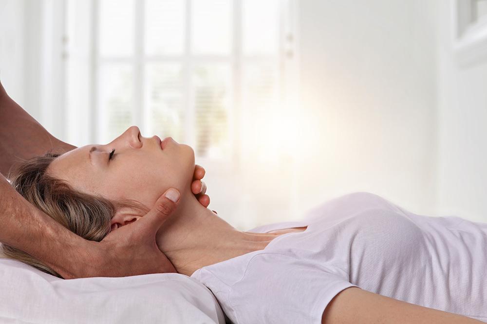 Ostéopathie femme dét endue