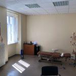 Cabinet ostéopathe Saugues vu de l'intérieur